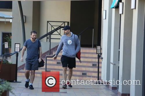 Joe Manganiello Out and About