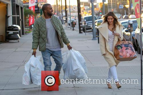 Kim Kardashian and Kanye West 12