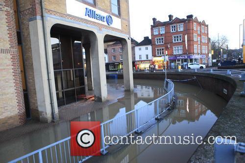 Weather Maidstone Flooding