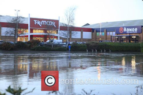 Weather Maidstone Flooding