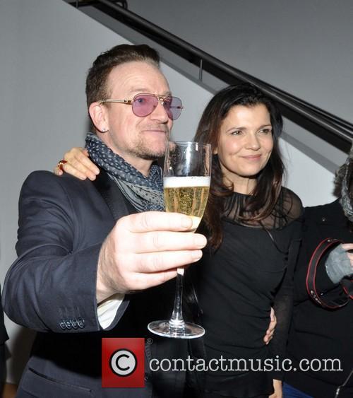 Bono and Ali Hewson 4