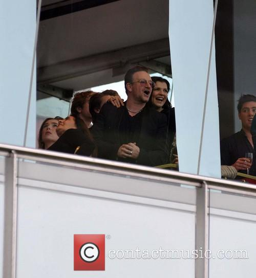 Bono and Ali Hewson 8