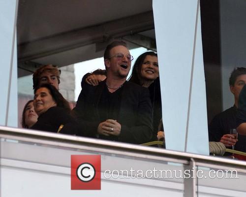 Bono and Ali Hewson 10