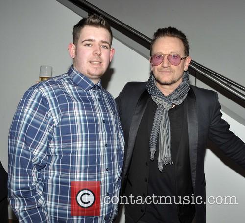 Bono and Fan Ross Dardis 3
