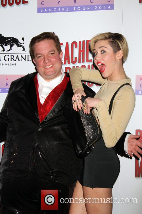 Miley Cyrus and Jeff Beacher 5