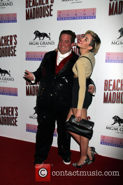 Miley Cyrus and Jeff Beacher 6