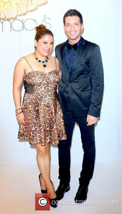 Macy's dress department fashion show launch