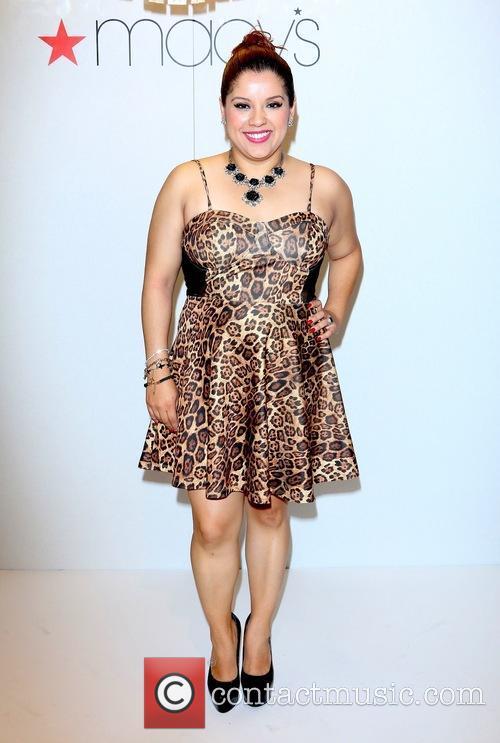 Johana Hernandez - Macy\'s dress department fashion show launch   5 ...