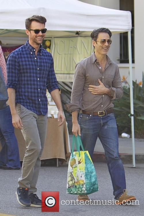 Brad Goreski and Gary Janetti 6