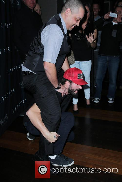 Brody Jenner and Fan 11