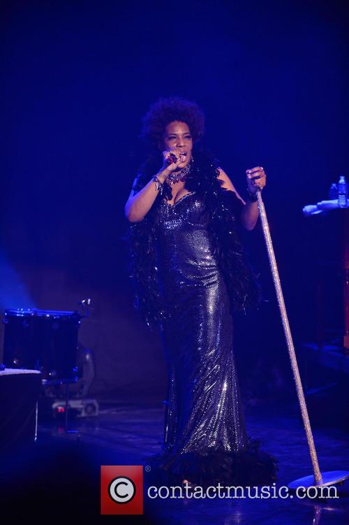 Macy Gray In Concert