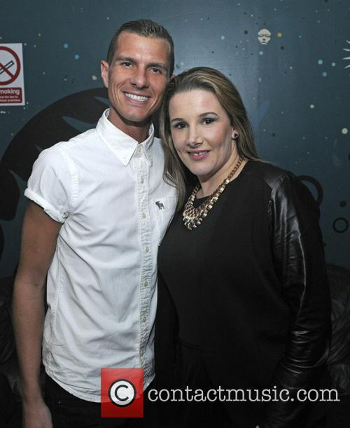 X Factor winner Sam Bailey performs at G-A-Y...