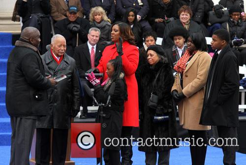 Letitia James and And Family 2