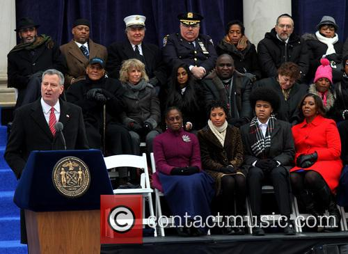 Mayor Bill De Blasio 3