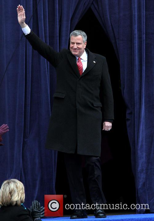 Mayor Bill De Blasio 6