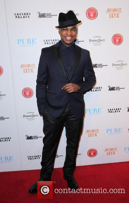 Ne Yo Rings In The New Year at...