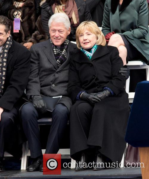 Bill Clinton and Hillary Clinton 2