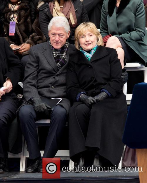 Bill Clinton and Hillary Clinton 5