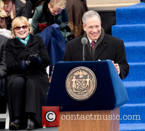Hillary Clinton and Scott Stringer 2