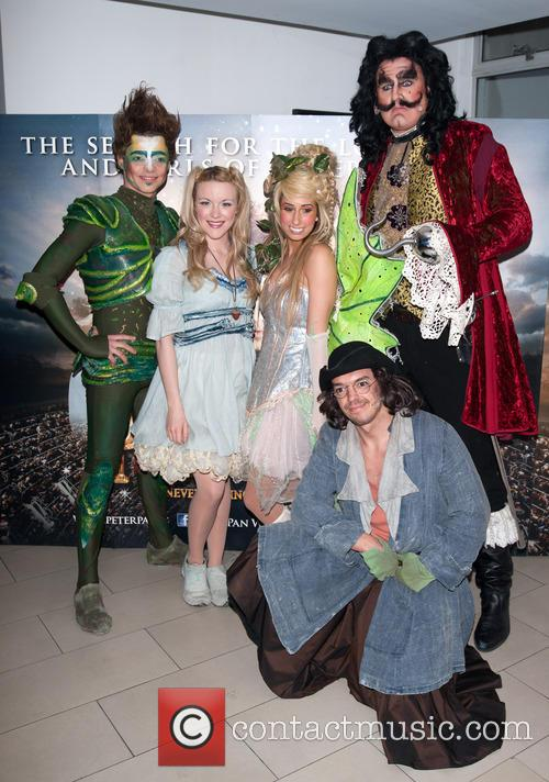 Stacey Solomon and Cast Members 3