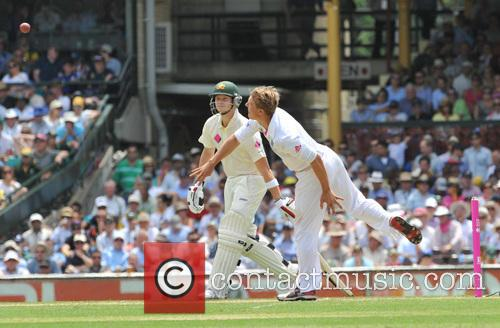 Cricket - Australia vs. England - Fifth and...