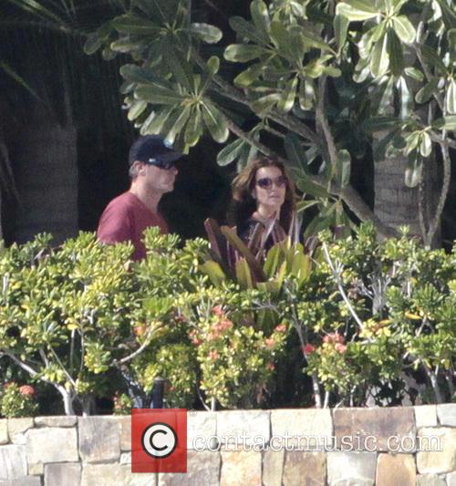 Cindy Crawford and Rande Gerber 7