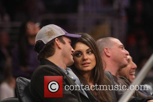 Mila Kunis and Ashton Kutcher 6