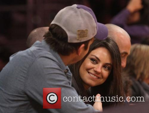 Mila Kunis and Ashton Kutcher 11