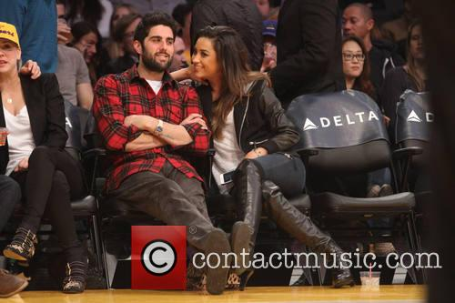 shay mitchell celebs at the lakers game 4010849