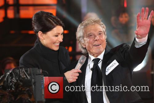 Emma Willis and Lionel Blair 3