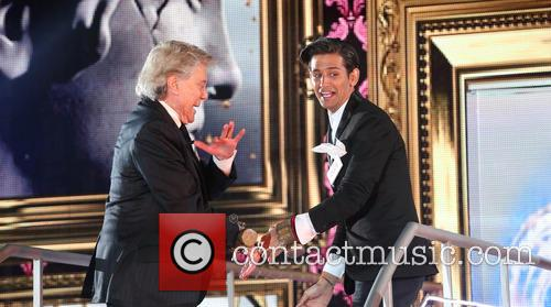 Big Brother, Lionel Blair and Ollie Locke 6