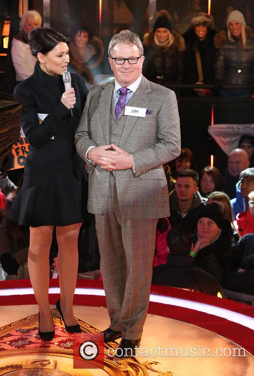 Jim Davidson, Emma Willis, Celebrity Big Brother