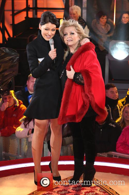 Linda Nolan and Emma Willis 6