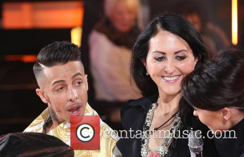 Liz Jones and Dappy 3