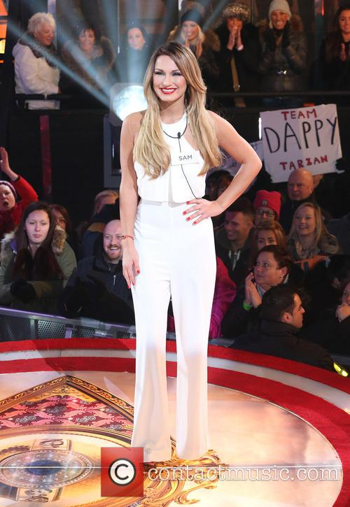 Sam Faiers, Celebrity Big Brother