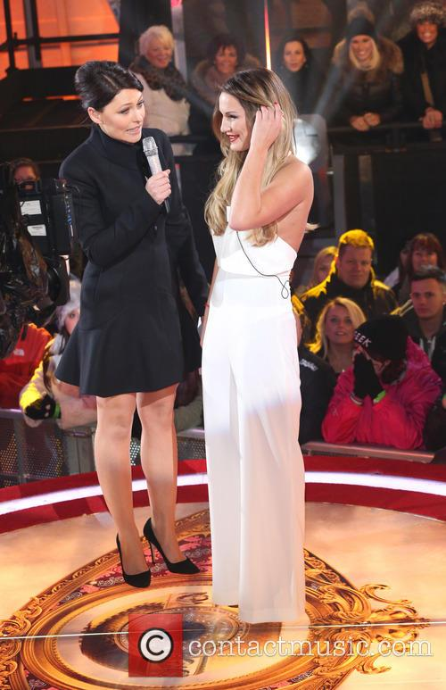 Sam Faiers and Emma Willis 9