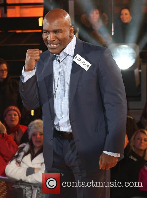 Evander Holyfield, Celebrity Big Brother