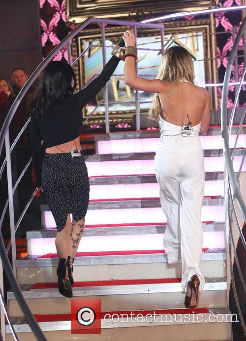 Jasmine Waltz, Sam Faiers, Celebrity Big Brother