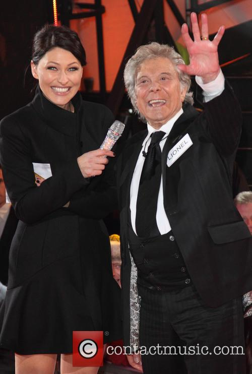 Emma Willis and Lionel Blair 4