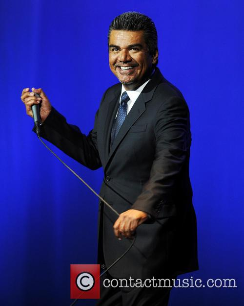 George Lopez performs at the Seminole Hard Rock...
