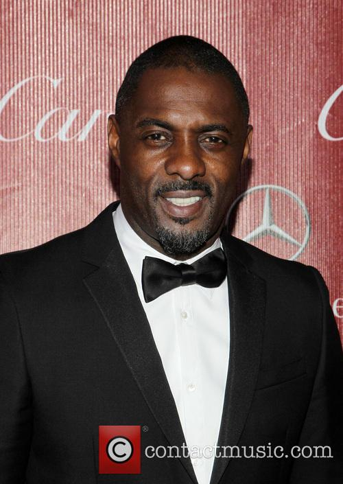 Idris Elba, Palm Springs Convention Center