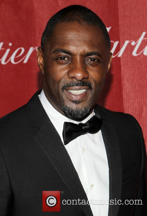 Idris Elba at Palm Springs International Film Festival