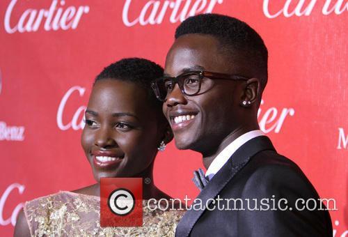 Lupita Nyong'o and Peter Nyong'o 2