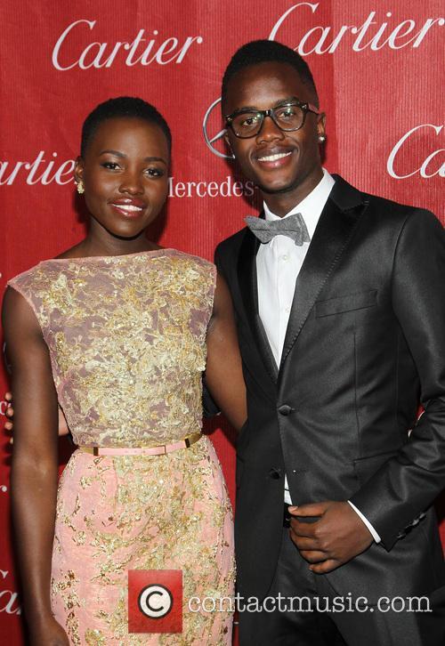 Lupita Nyong'o and Peter Nyong'o 6