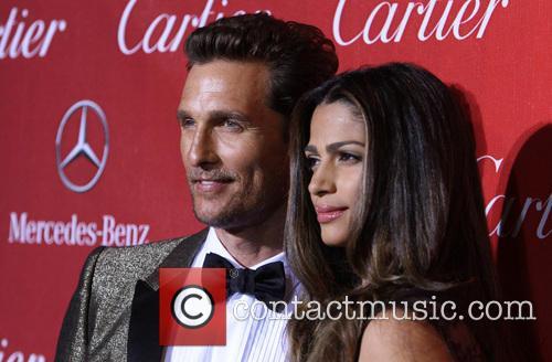 Matthew Mcconaughey and Camila Alves-mcconaughey 5