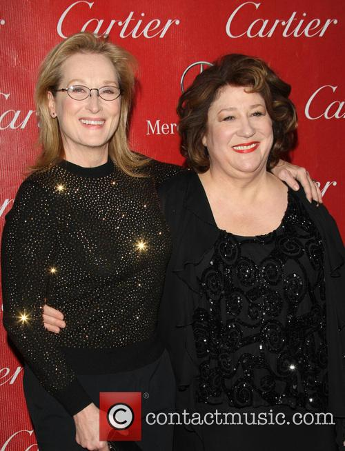 Meryl Streep and Margo Martindale 4