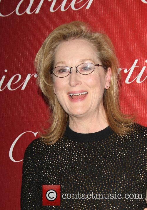Meryl Streep Cartier