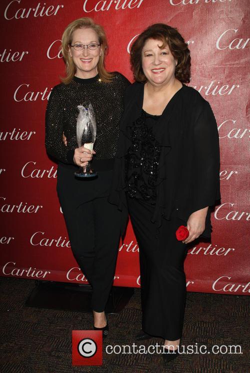 Meryl Streep and Margo Martindale 8