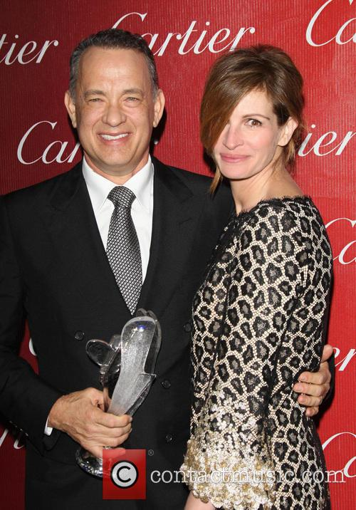 Tom Hanks and Julia Roberts 2