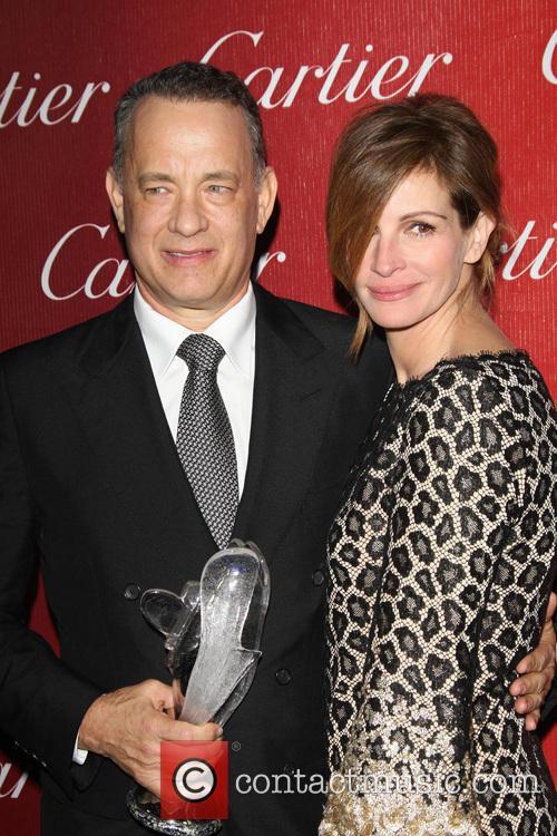 Tom Hanks and Julia Roberts 3